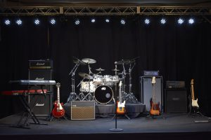 Backline Instruments